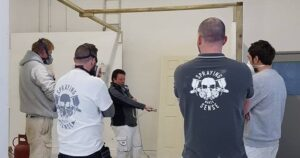 Training course in spraying - do I need it