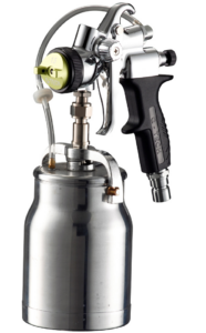 Conventional (compressor) gun